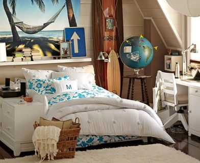 Inspiring bedroom design ideas for teenage girl 91
