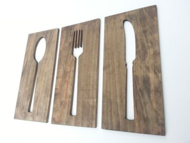 Inspiring kitchen wall art ideas 01