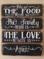 Inspiring kitchen wall art ideas 48