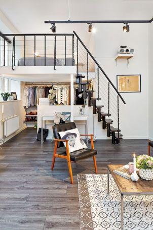 Inspiring modern studio apartment design ideas (1)