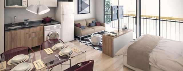 Inspiring modern studio apartment design ideas (9)