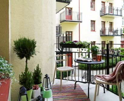 Modern apartment balcony decorating ideas 01