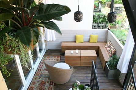 Modern apartment balcony decorating ideas 03
