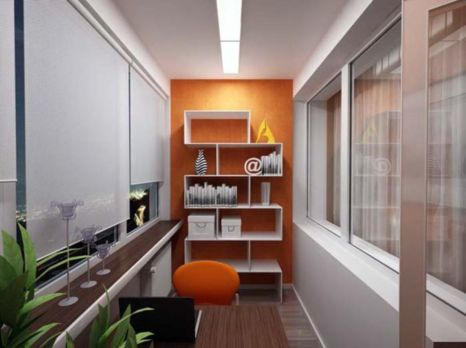 Modern apartment balcony decorating ideas 46