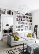 Modern apartment decor ideas you should try 75