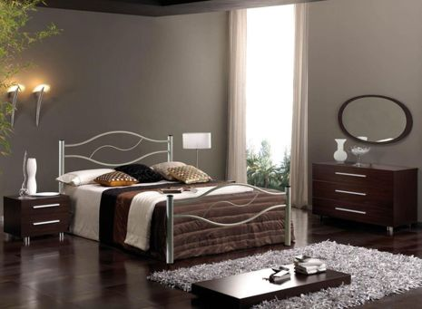 Modern bedroom design ideas with minimalist touch 01