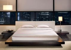 Modern bedroom design ideas with minimalist touch 08