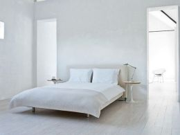 Modern bedroom design ideas with minimalist touch 29