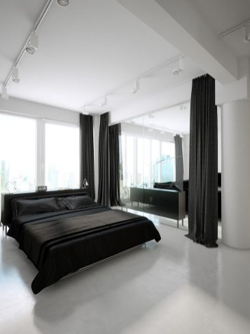 Modern bedroom design ideas with minimalist touch 39