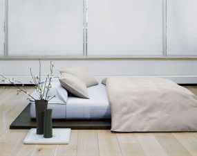 Modern bedroom design ideas with minimalist touch 42