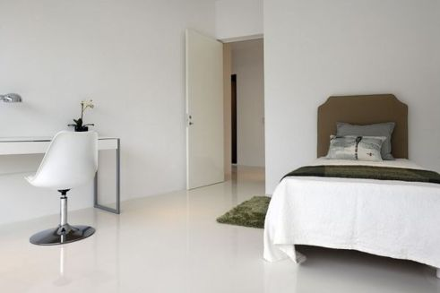 Modern bedroom design ideas with minimalist touch 46