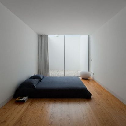 Modern bedroom design ideas with minimalist touch 48