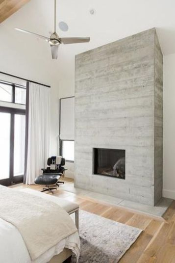 Modern bedroom design ideas with minimalist touch 62
