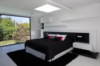 Modern bedroom design ideas with minimalist touch 68