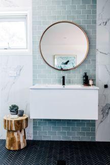 Modern small bathroom tile ideas 005