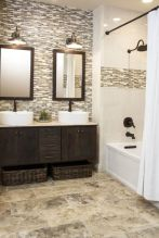 Modern small bathroom tile ideas 028