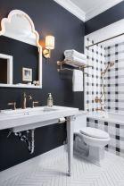 Modern small bathroom tile ideas 055