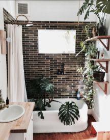 Modern small bathroom tile ideas 100