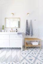 Modern small bathroom tile ideas 104