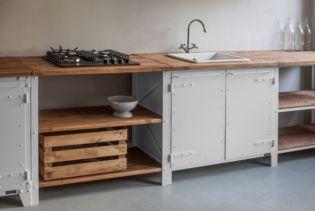 Old kitchen cabinet 19