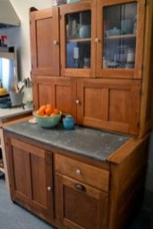 Old kitchen cabinet 22