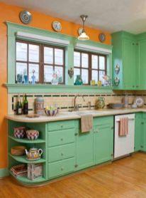 Old kitchen cabinet 52