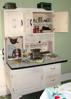 Old kitchen cabinet 53