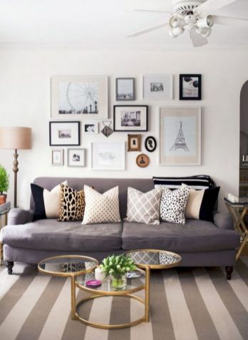 Stunning apartment wall decorating ideas on a budget (1)