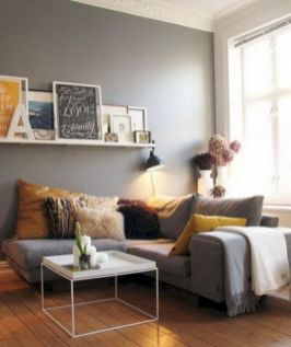 Stunning apartment wall decorating ideas on a budget (4)