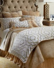 Stunning bedrooms interior design with luxury touch 20