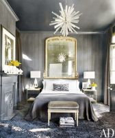 Stunning bedrooms interior design with luxury touch 23