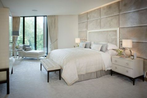Stunning bedrooms interior design with luxury touch 27
