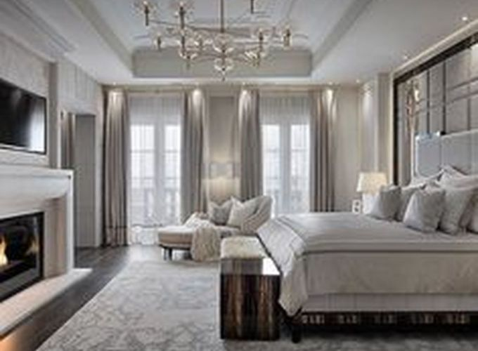 Stunning bedrooms interior design with luxury touch 30