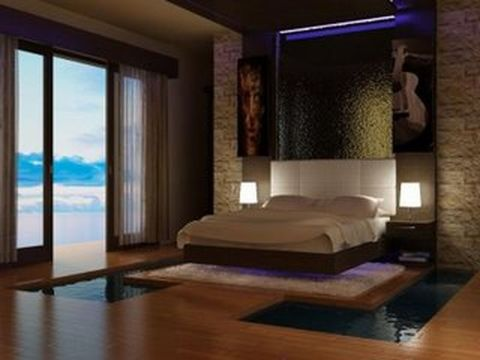 Stunning bedrooms interior design with luxury touch 54