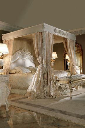 Stunning bedrooms interior design with luxury touch 75