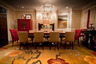 Stunning dining room area rug ideas 24