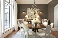 Stunning dining room area rug ideas 27