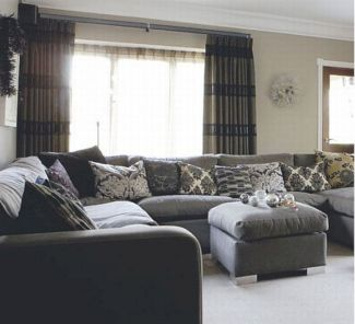 Stunning gray and white living room decor ideas 27