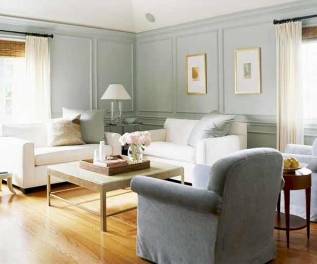 Stunning gray and white living room decor ideas 32