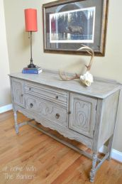Stunning grey chalk paint furniture 03