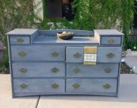 Stunning grey chalk paint furniture 09
