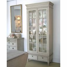 Stunning grey chalk paint furniture 18