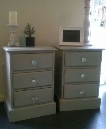 Stunning grey chalk paint furniture 28