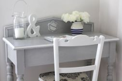 Stunning grey chalk paint furniture 48