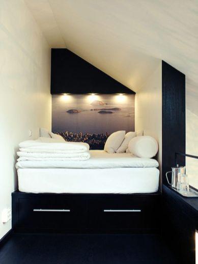 Stunning small apartment bedroom ideas 07