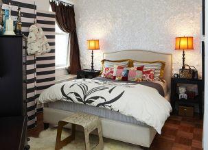 Stunning small apartment bedroom ideas 11