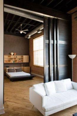Stunning small apartment bedroom ideas 16