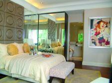Stunning small apartment bedroom ideas 34