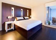 Stunning small apartment bedroom ideas 45