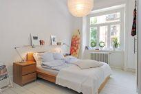 Stunning small apartment bedroom ideas 47